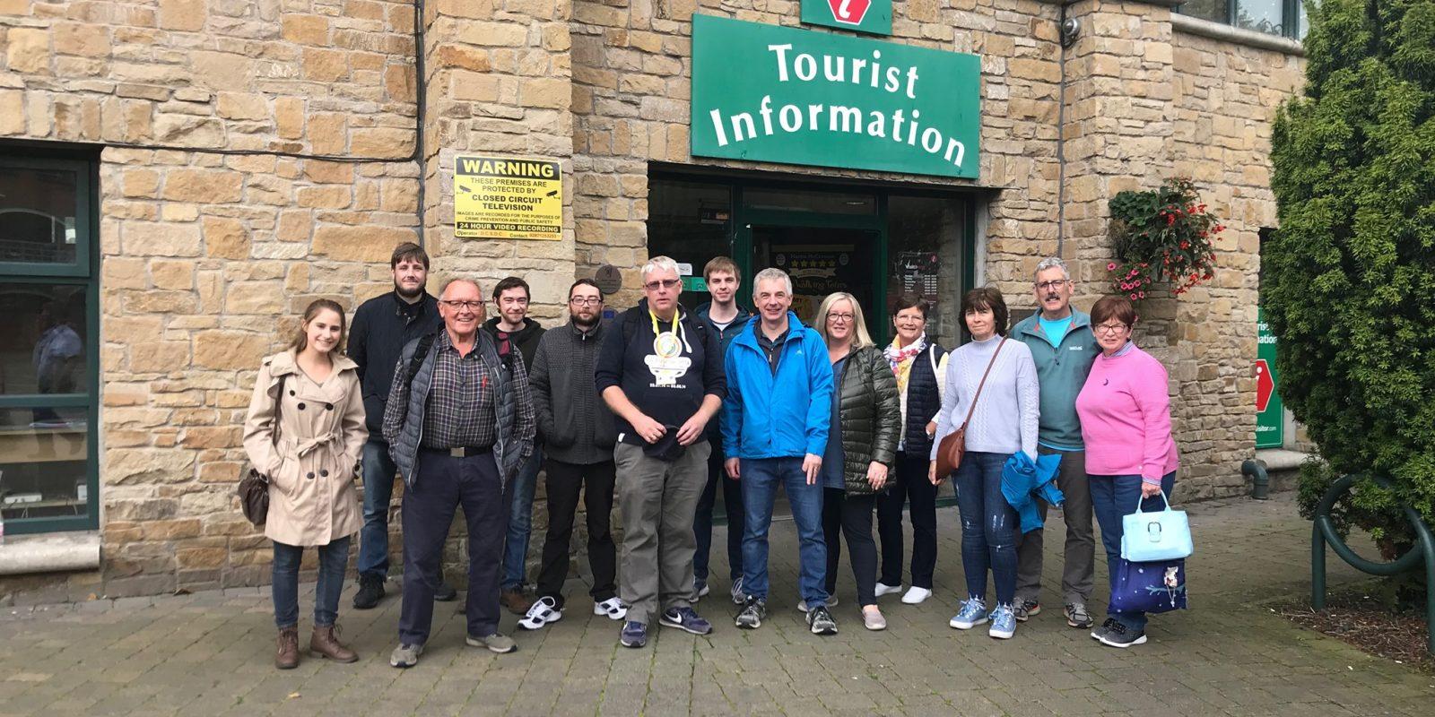 Derrie Danders Walking Tours